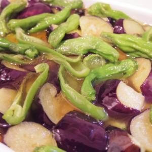 【レシピ】野菜を切って揚げるだけ!新鮮野菜のかんたん素揚げ!