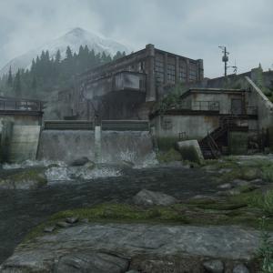 North Teton Dam