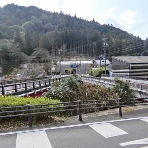 今朝平橋 (豊田市足助町岩崎、八万)