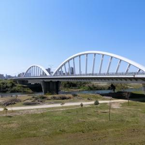 久澄橋 (豊田市挙母町、森町)
