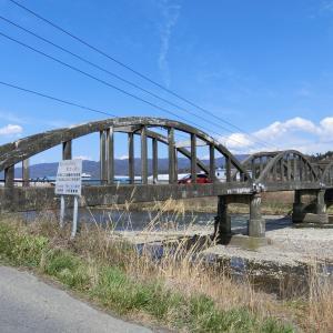 水神橋 (伊那市御園、上牧)
