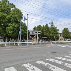 白山神社 (西尾市大和田町宮越)