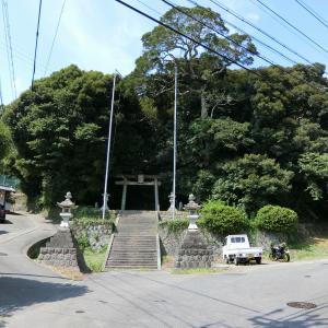 山内神社 (西尾市東幡豆町宮下)