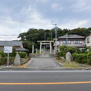 神明宮 その1(西尾市東幡豆町御堂前)