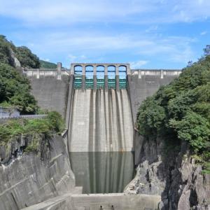 丸山ダム (加茂郡八百津町、可児郡御嵩町)