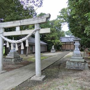 中原神社 (西尾市中原町宮下)