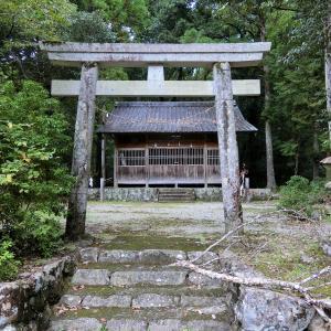 八幡神社 (浜松市天竜区佐久間町浦川)