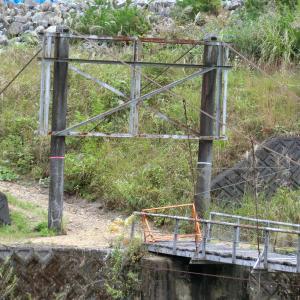 詳細不明の橋 (加茂郡白川町黒川)