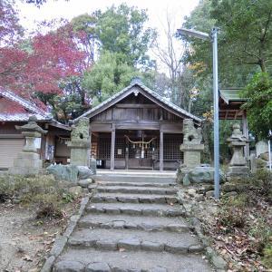 尾張戸神社 (名古屋市守山区上志段味東谷)