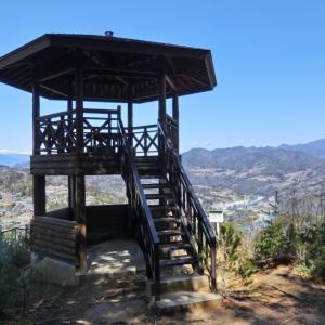 塔の観音展望台 (下伊那郡阿南町南條)