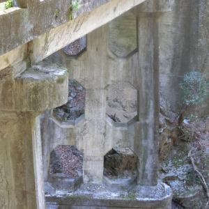 岩見橋 (浜松市天竜区春野町筏戸大上)