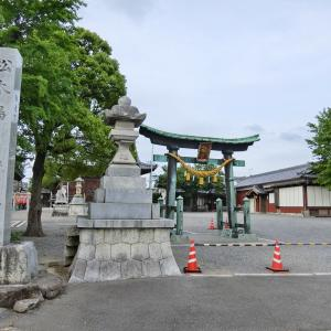 八幡社 (西尾市一色町松木島宮東)