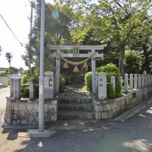 秋葉社 (西尾市羽塚町稲荷山)