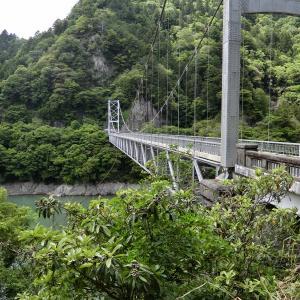 鷹巣橋 (浜松市天竜区水窪町奥領家)