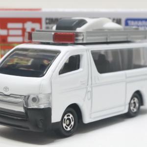 NO.107 衛星通信車