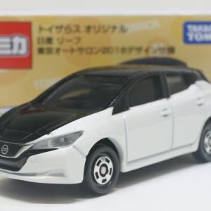 トイザらスオリジナル 日産 リーフ 東京オートサロン2018デザイン仕様