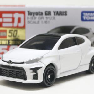 No.50 トヨタ GRヤリス