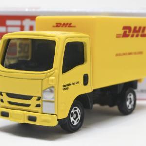 No.109 DHL トラック