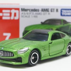 No.7 メルセデス-AMG GT R