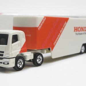 トイザらスオリジナル Honda レーシングトランスポーター