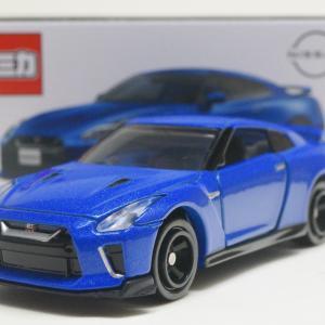 日産オンライン NISSAN GT-R 2020model(ワンガンブルー)