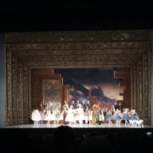 ベルリン国立バレエ『ラ・バヤデール』ー 古くて新しい