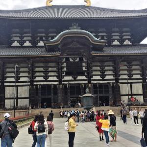 奈良公園 東大寺