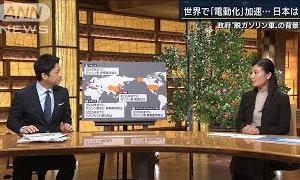 """脱ガソリン車へ 日本車の切実な""""裏事情""""記者解説(2020年12月3日)"""