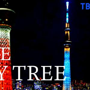【LIVE】東京スカイツリー「地球」特別ライティング / TOKYO SKYTREE(2021年1月19日)