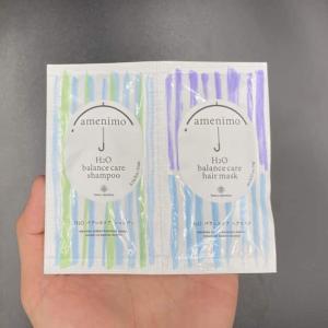 【市販】「アメニモ(amenimo)H2Oバランスケアシャンプー」を美容師が実際に使ったレビュー記事