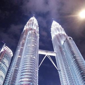 マレーシアから帰国しました。