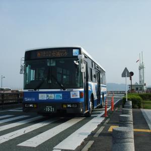 熊本港からのバスアクセス