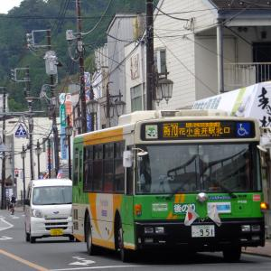 都バス最長の路線