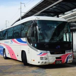 名阪間は高速バスで