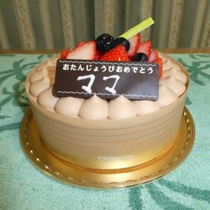 本日は うちの嫁の 誕生日でした(^。^)