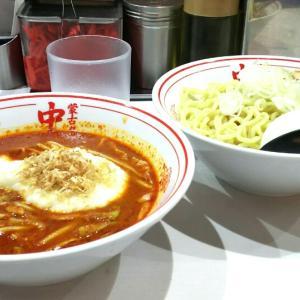 中本#0111 吉祥寺店 19年7/10(水) 111杯目 辛梅ンディー