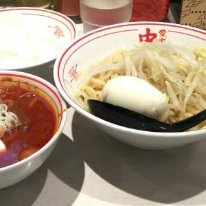 中本#0112 新宿店 19年7/13(土) 112杯目 冷しインドラーメン
