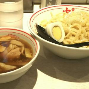 中本#0113 新宿店 19年7/18(木) 113杯目 冷し醤油ラーメン(S)