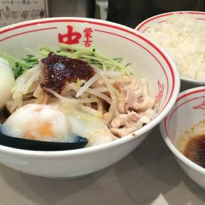 中本#00115 高田馬場店 19年7/25(水) 115杯目 冷醤麺