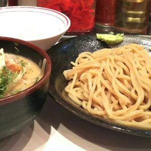 中本#0130 高田馬場店 19年9/20(金) 130杯目 ナガサワちゃんぽんつけ麺