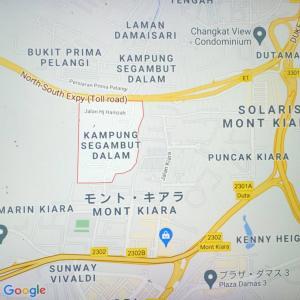 ついにクアラルンプールでは完全封鎖の地区も…