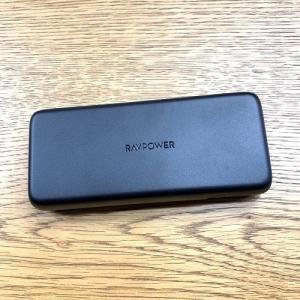 大容量・高出力モバイルバッテリー RAVPOWER【RP-PB201】購入しました!