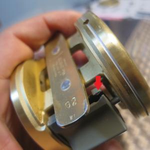 カルカッタ200XT サムバー修理 vol1