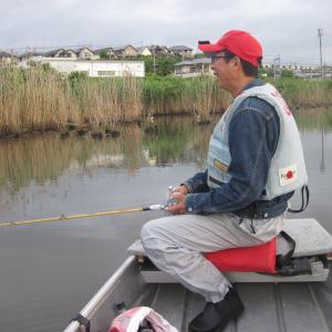 男二人琵琶湖へ挑む