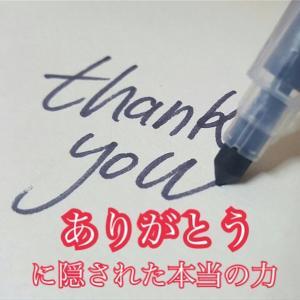 感謝と心理。今すぐみんなも「ありがとう」を100回言うべき!!