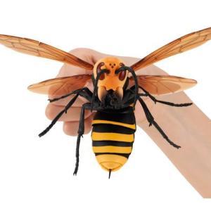 くっそでかいスズメバチのガチャガチャが発売www