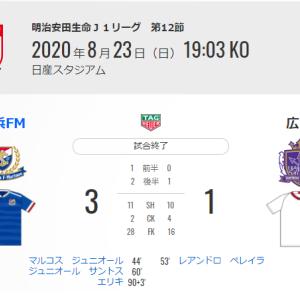 【試合後】明治安田生命J1リーグ 第12節 VS サンフレッチェ広島