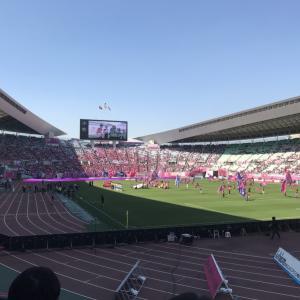 【試合前】明治安田生命J1リーグ 第23節 VS セレッソ大阪