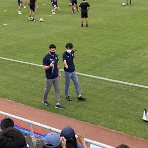 【試合後】JリーグYBCルヴァンカップ プレーオフステージ 第2戦 VS コンサドーレ札幌