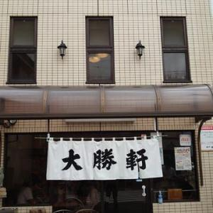 永福系「大勝軒増戸店」いってきました、久しぶりの投稿です。